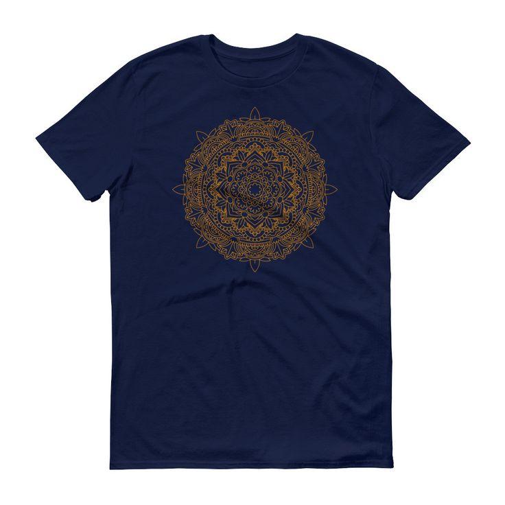 Gumbo Mandala t-shirt