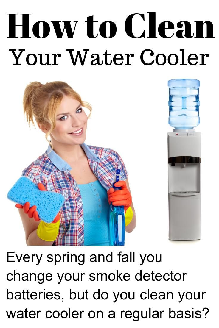 Spring Cleaning Of Your Home Water Cooler Water Coolers Water Purification System Water Purification