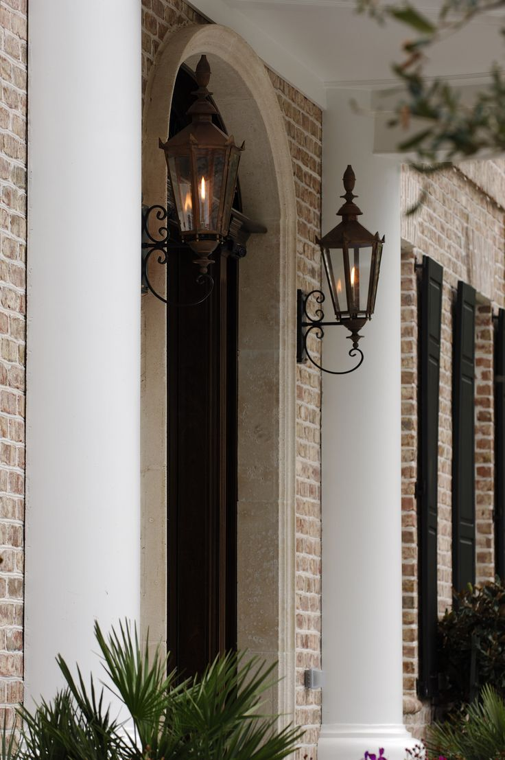 The English Manor Lantern U2014 Gas Or Electric | The Architectural Series  Lanterns | Carolina Lanterns. Exterior ...
