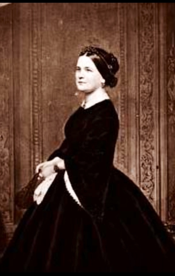 New 5x7 Photo First Lady Mary Todd Lincoln Wife Of