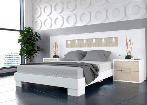 17 best ideas about camas modernas on pinterest for Modelos y precios de sofas cama