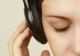 Top ten most relaxing songs from sound therapists. (song links included...be careful..it will make you sleepy)