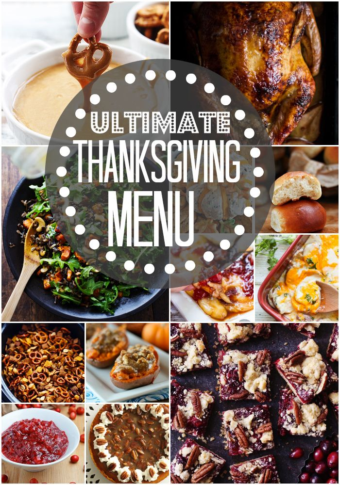 Best Thanksgiving Recipes Roundup. - Layers of Happiness