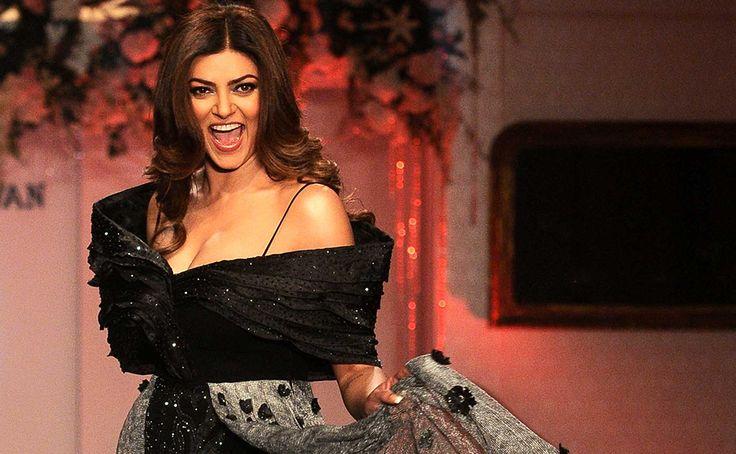 Sushmita Rocked the Ramp in Black at Mumbai Fashion Show http://sozialhub.com/blog/2016/08/20/sushmita-rocked-the-ramp-in-black-at-mumbai-fashion-show/