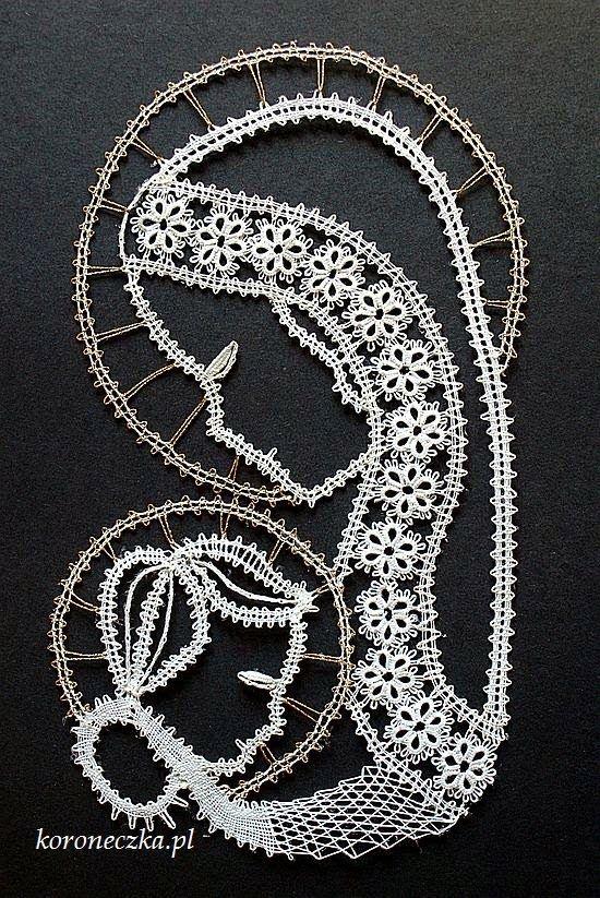 Koroneczka - rękodzieło artystyczne: Co zrobić z resztkami nici?