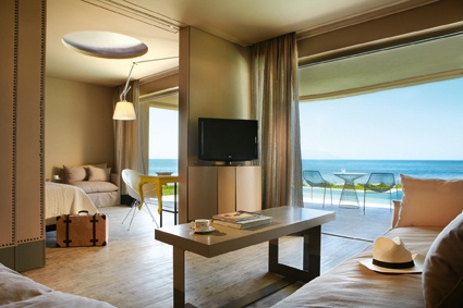 Astir Executive Suite with private pool