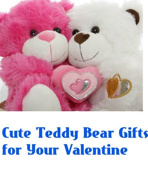 valentines day teddy bear in store