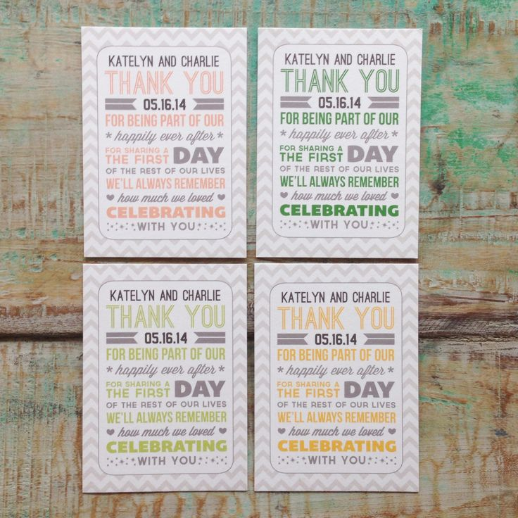 17 Best images about Freebies Free Printables – Free Printable Wedding Thank You Cards