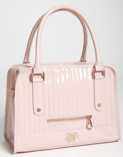 I love this Ted Baker bag in fact I love Ted Baker stuff
