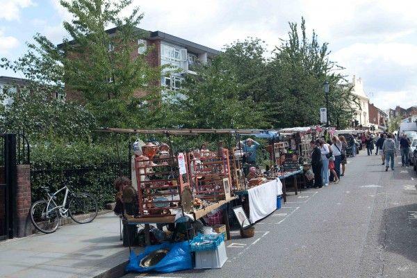 #Portobello road in #NottingHill, #London