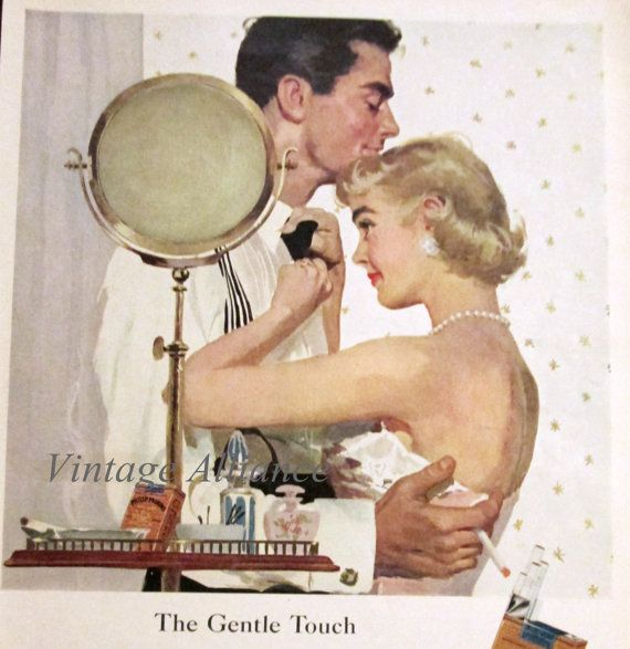 65 best images about vintage cigarette ads on pinterest for Classic 50s housewife