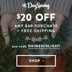 christmas coupons  use  code SHINEHISLIGHT for $20 off any $60 purchase plus free shipping. Offer will expire December 31st. #christmas #holidaycards #holidays #coupons #dayspring  http://www.planetgoldilocks.com/christmas.htm