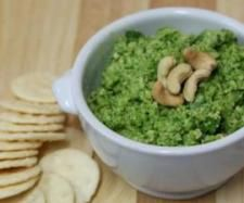 Recipe Cashew Parmesan and Spinach Dip by Thermomix in Australia - Recipe of category Sauces, dips & spreads