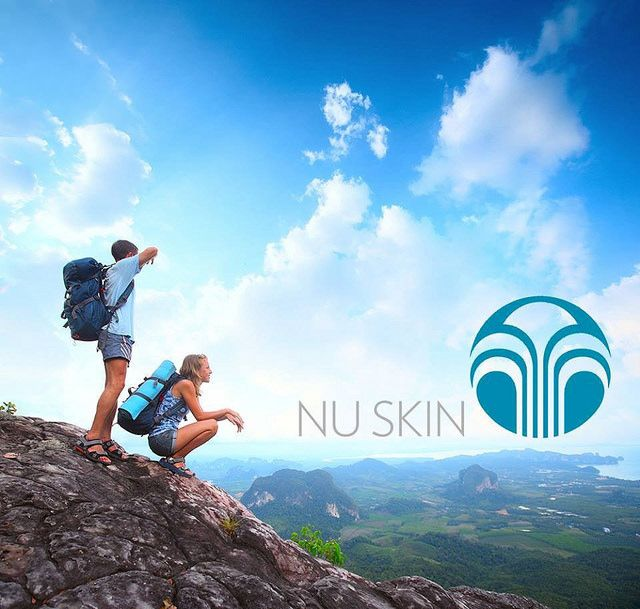 Experience new heights in life #livenuskin