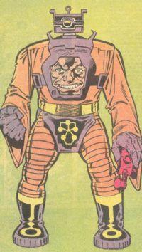 Arnim Zola (Earth-616) from Official Handbook of the Marvel Universe Vol 2 1 0001