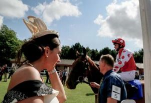 Pontefract Racecourse:  Pontefract Racecourse Ladies Day  If you've been looking for an excuse to buy a new outfit, then look no further. The glitz and glamour hits Ponte Carlo