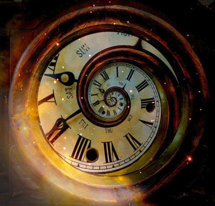 Les 25 meilleures id es de la cat gorie horloge dessin sur for Interieur a la spirale