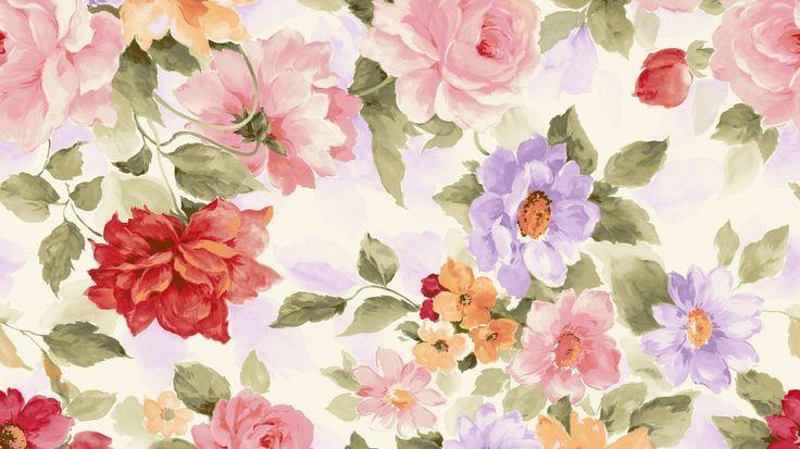 Фоны для блогов. Цветы
