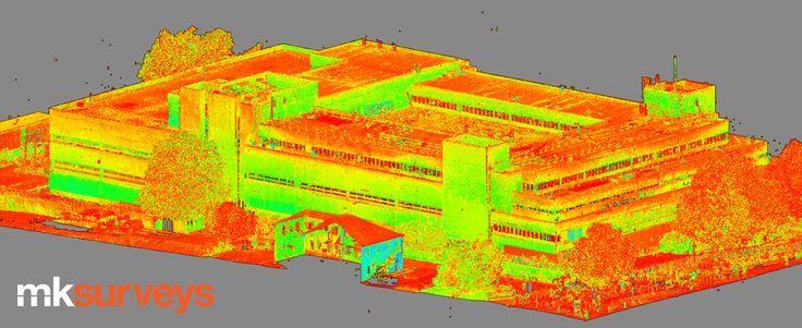 Scan2BIM - 3D Laser Scanning to BIM model