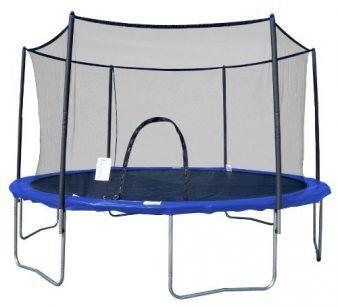 circular trampoline