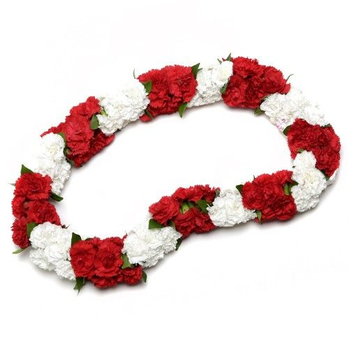 How to Make a Carnation Lei