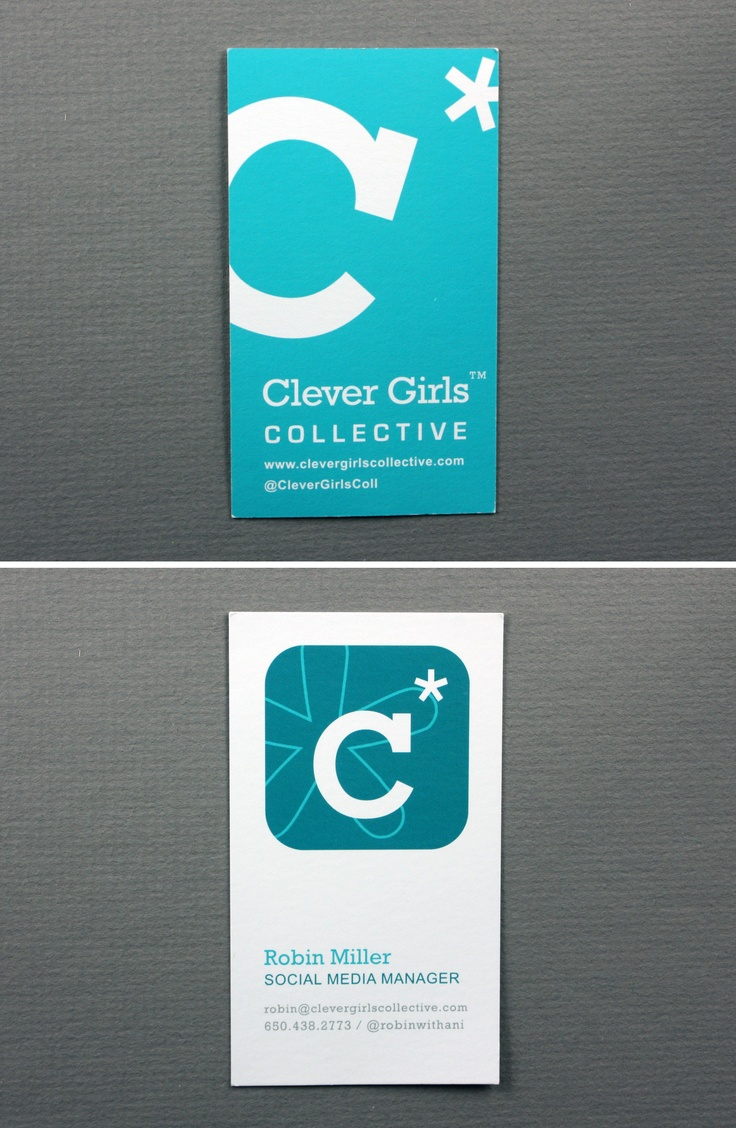 59 best stationary sets business cards images on pinterest clever girls collective robin miller clevergirlscollective business card magicingreecefo Gallery