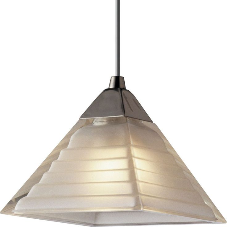 NIB Progress P6139 09W Nickel Illuma Flex Mini Pendant Track Lighting  Fixture #Progress