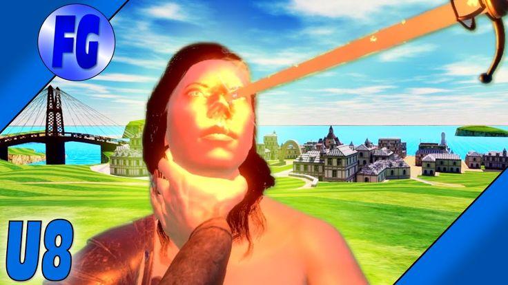 Wii Sports Resort U8 Gameplay Blade And Sorcery in