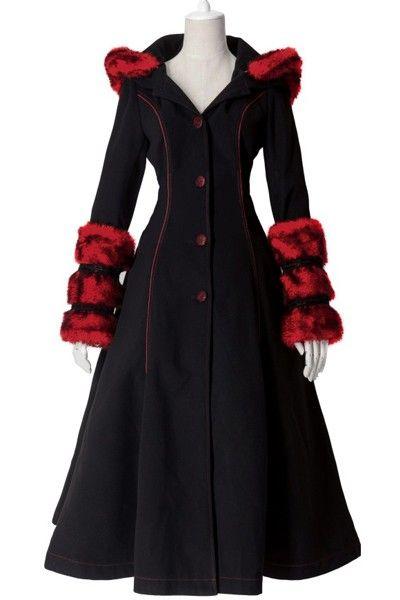 Fireball Jacket black/red