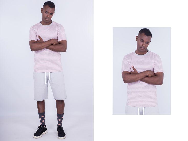 Tee // Now: 11,94€ Shorts // Now: 24,43€  #aristotelibitsiani #tshirt #shorts