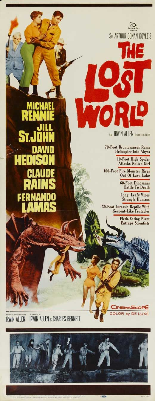 The Lost World (1960)