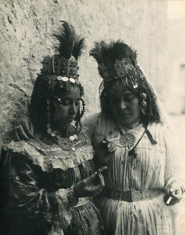 Girls smoking cigarettes in #Algeria  #Islam #Sufism #Mysticism #Quotes #Spirituality
