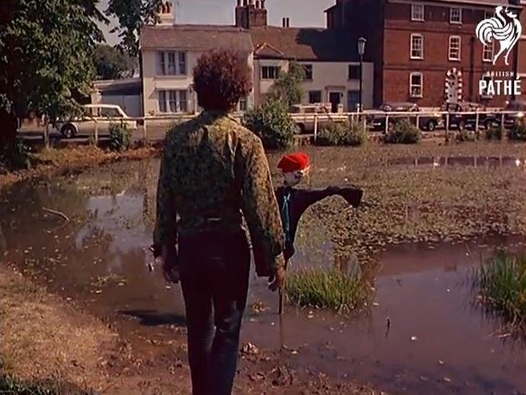 Syd, from the Scarecrow video.