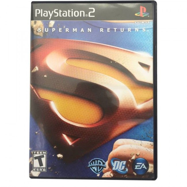 Juego PS2 Superman Returns - Juegos de Consola - TV, Consolas y Juegos - Tecnología - Sensacional