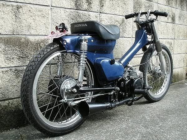 40 Best Custom Postie Bikes Images On Pinterest My Passion Bike