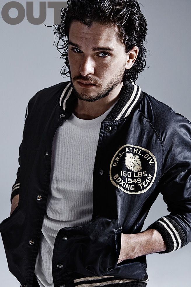 Kit Harington, photographed by Nino Muñoz for OUT magazine, summer 2015 (http://edenliaothewomb.tumblr.com/post/119046349905/kit-harington-photographed-by-nino-munoz-for-out)