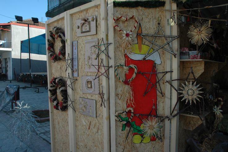 Christmas open market