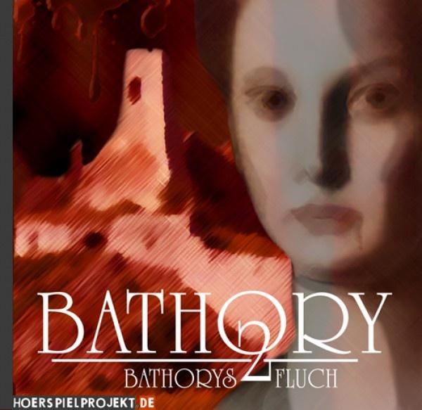 BATHORY (2) – Der Fluch der Blutgräfin: Rund 400 Jahre nach den grausamen Untaten der Gräfin Bathory ist aus dem Schloss ein Hotel geworden. Der ruhelose Geist der Gräfin sorgt für allerlei Aufregung.    #Hoerspiel #Hoertalk #Grusel #Horror #Elisabeth #Bathory