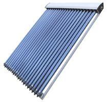 COLECTOR SOLAR PRESURIZADO HEAT PIPE 12 TUBOS    Precio  $  280.000    Precio Internet  $  275.900  US  $  412.41    Código  :  COL-022-12TB    Producto sin Stock    Carro de Compra    1    Agregar           Descripción  COLECTOR SOLAR PRESURIZADO HEAT PIPE 12tubo  El agua precalentada y acumulada en el boiler es enviada a la caldera con una tempreatura superior a la que actualmente trabaja lo que permite disminuir el tiempo de encendido.