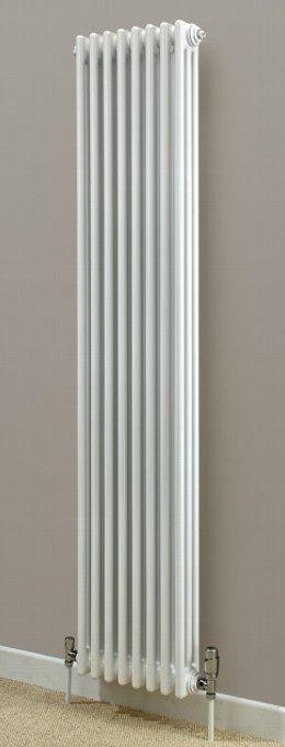 Cornel vertical column radiator