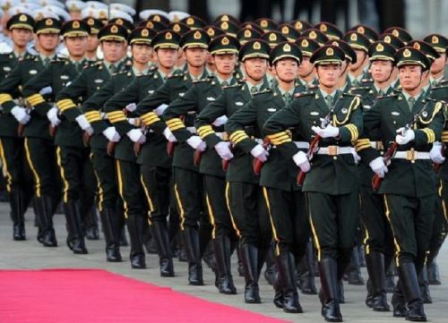 President Xi Jinping prepares China for war with military exercise of 40,000 soldiers