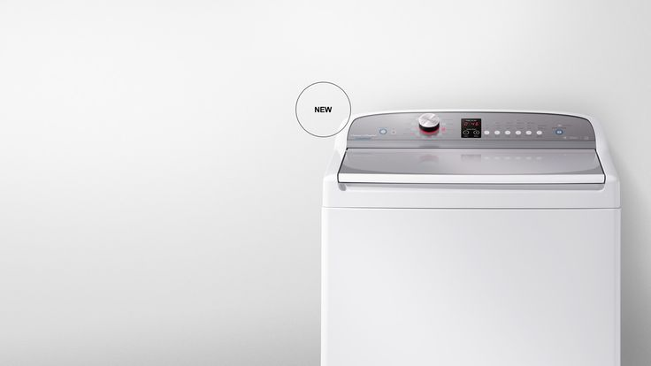 Top Loaders - Fisher & Paykel's family of washing machines are the most intelligent in the world. Each is powered by SmartDrive™, a world-first technology that delivers better clothes care and reliability. Designed to take the hassle out of washing so you can go on living.