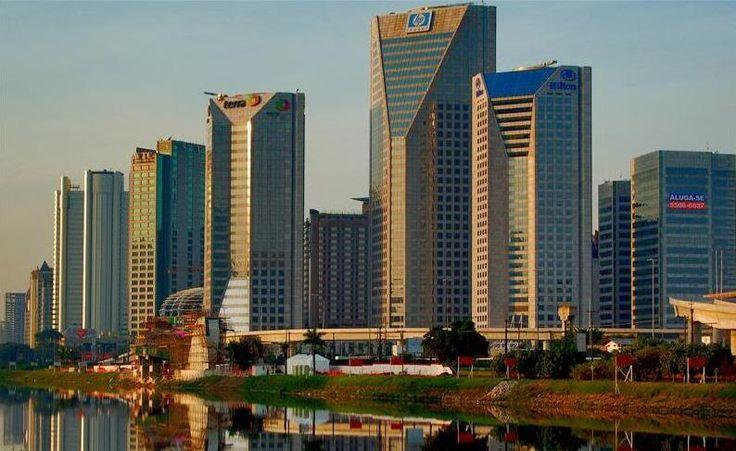 Sao Paulo Centro Empresarial Nações Unidas - picture by Flavius Versadus