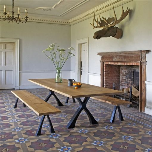 Exe Dining Table Tom Faulker around £7500