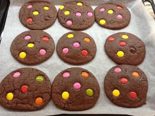 Mutfak Maceralarım: Bonibonlu kurabiyeler