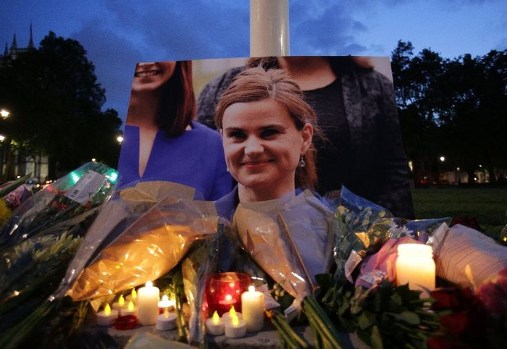A far-right extremist was sentenced to life in prison without the possibility of release for murdering British MP Jo Cox a week before Britain's EU referendum in a