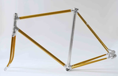 alan road bike frame and forks 55x55 campagnolo record headset350 on ebay all bikes pinterest road bike frames headset and road bike