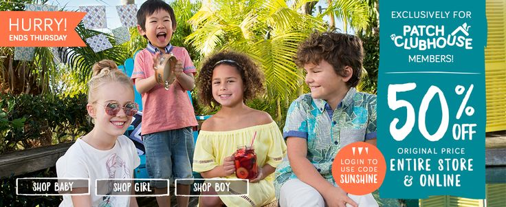 Premium Kids Clothing Online and In Store | Pumpkin Patch NZ, New Zealand