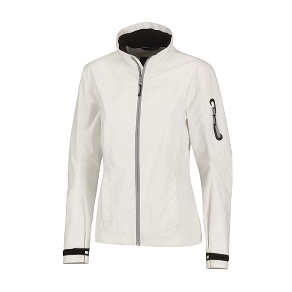 The ultimate all-weather shell – Brussels is XD Apparel's versatile and multiple-featured shell jacket packing high performance in a clean fitted design. A perfect crossover jacket for the city and the outdoors, it is made with a waterproof and breathable, windproof and water repellent recycled polyester shell fabric which has a fine and smooth feel. Among its many tailored details, Brussels boasts pre-shaped arms for ease of movement, multiple pockets and discreet under arm ventilation.