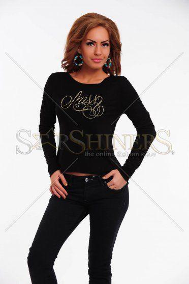 Bluza MissQ Iconic Hit Black